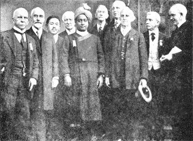 1920 International Congress of Religious Liberals