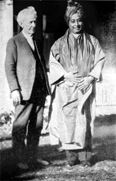 Luther Burbank and Yogananda