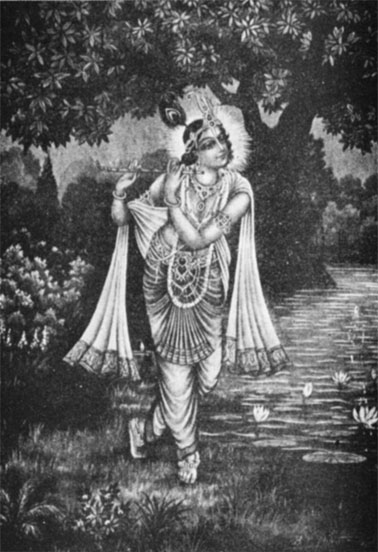 Krishna, ancient prophet of India