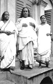 My sisters Roma and Nalini