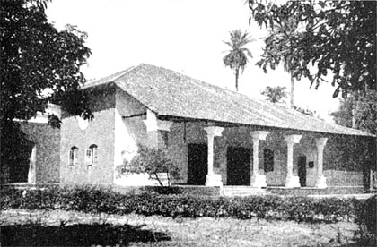 Yogoda Sat-Sanga Brahmacharya Vidyalaya at Ranchi, Bihar