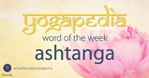 Ashtanga sanskrit meaning from Yogapedia, Ananda's Yogic Encyclopedia