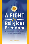 Jon Parsons,  A Fight For Religious Freedom
