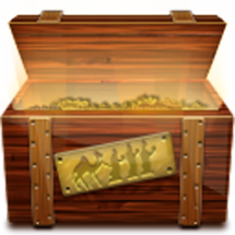 Treasure chest, by Marco Antonio Morales