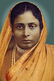 Mother of Paramhansa Yogananda