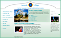 Ananda Village Website