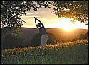 yoga_sunset