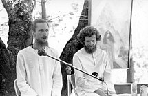 Prakash and Nitai satsang