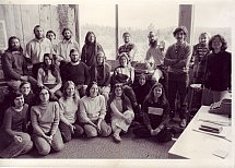 Publications staff 70s