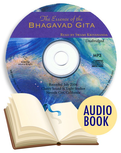 The Essence of the Bhagavad Gita Audio Book (unabridged)