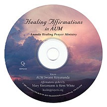Healing Affirmations in Aum
