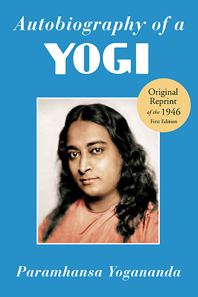 Image result for Autobiography of a Yogi