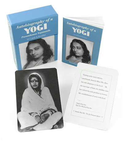 Autobiography of a Yogi: 52-Card Deck & Booklet