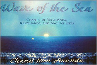 Wave of the Sea Chantbook
