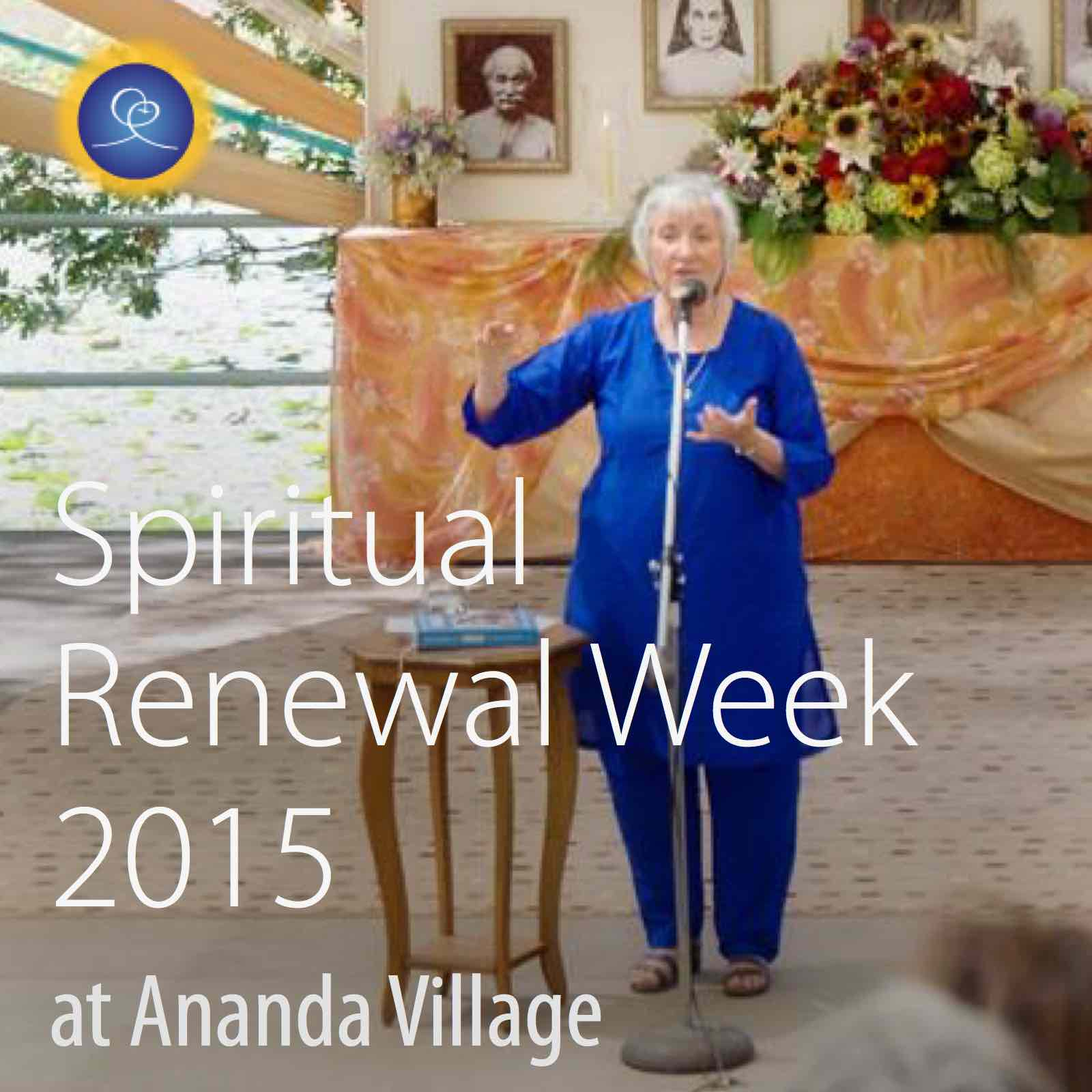 Spiritual Renewal Week, 2015