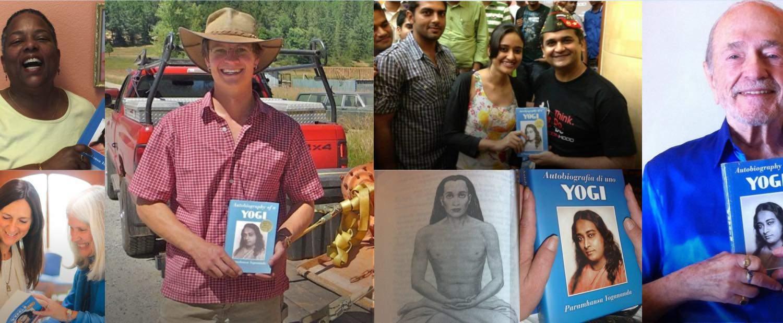 Free: Autobiography of a Yogi by Paramhansa Yogananda
