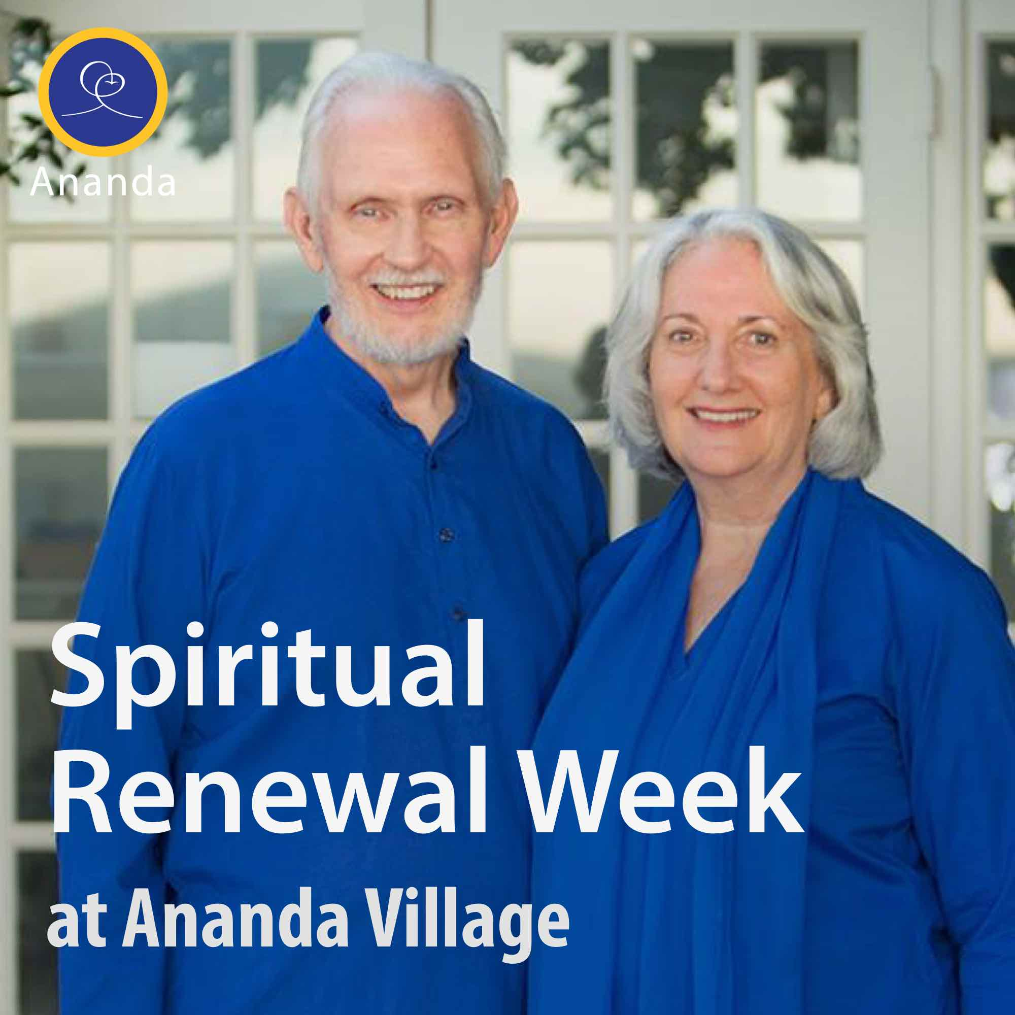 Spiritual Renewal Week