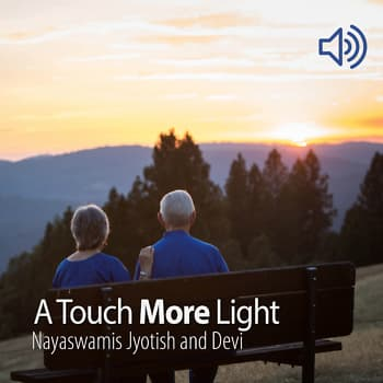 jyotish and devi podcast yogananda teachings a touch more light